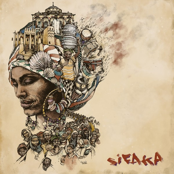 'Sifaka' EP Cover