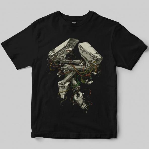 Dephect cctv t shirt