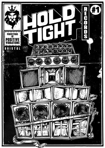 Hold Tight Records Artwork